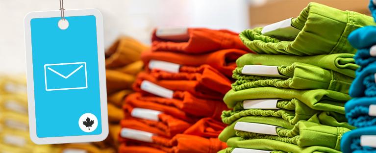Le guide du marketing par courriel pour les entreprises canadiennes en commerce de détail