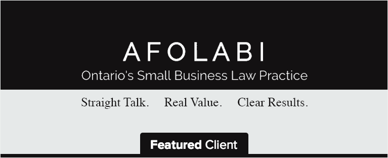 Afolabi, a featured Cyberimpact user