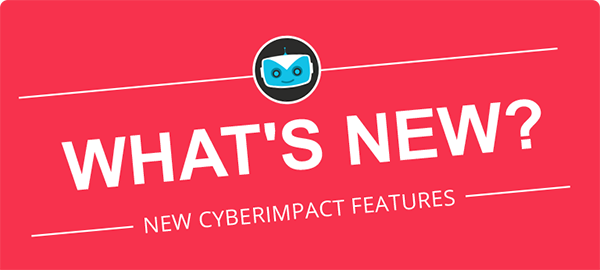 New Cyberimpact Features June 2017