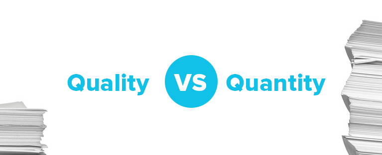 Quality vs. Quantity: How to Have Success Despite Your Small Email List