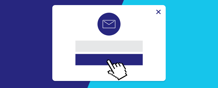 Get more subscribers to your email newsletter: 5 examples of effective forms