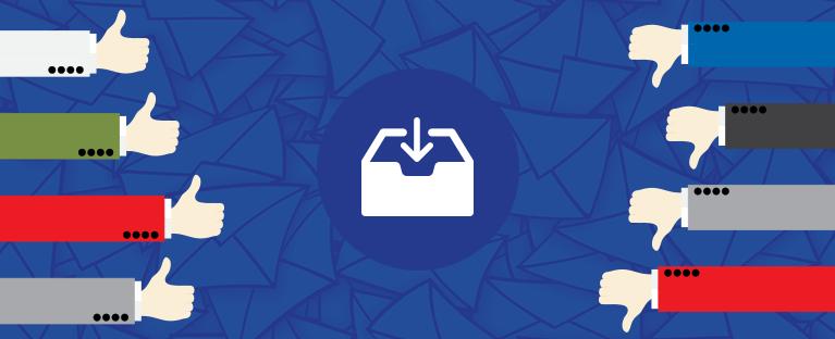 Le meilleur et le pire tiré de ma boîte de réception (conseils et erreurs à éviter en marketing par courriel)