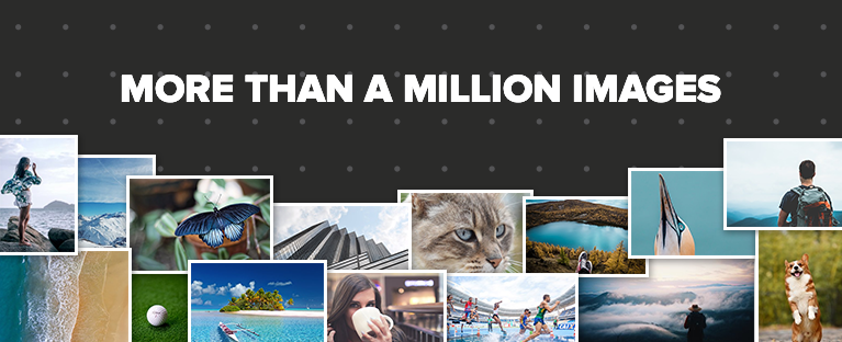 More Than a Million Free Images for Your Emails!