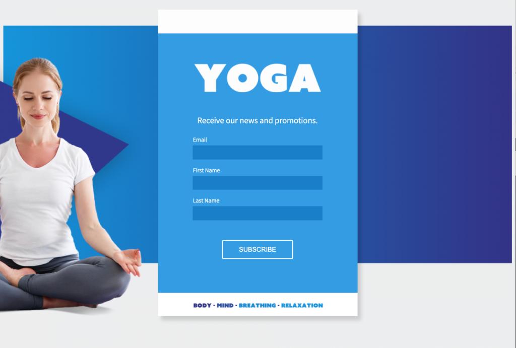 Form - Yoga